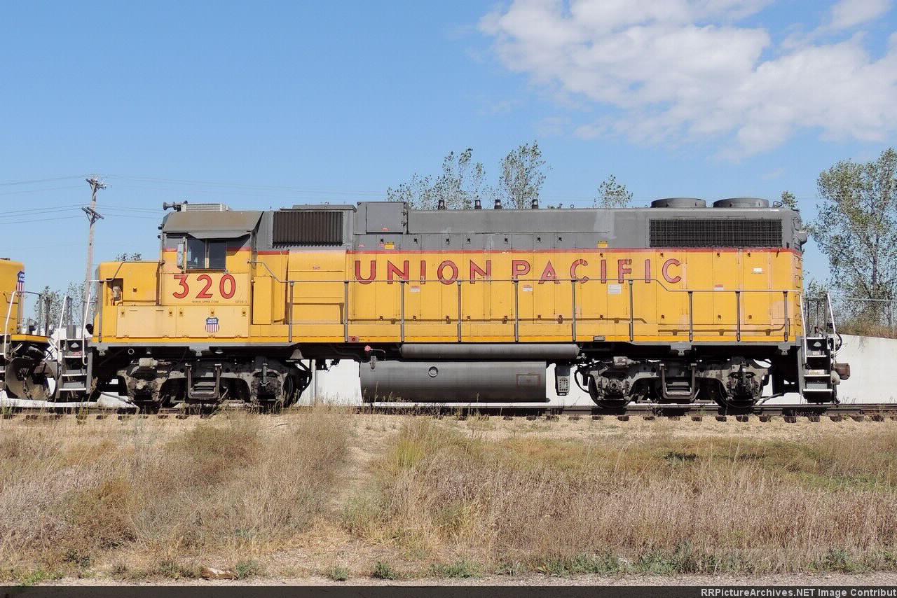 UP 320
