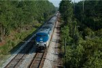 AMTK  P42DC 83, Deland, FL.