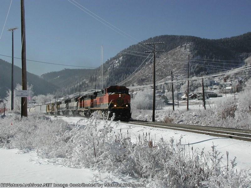 BNSF 1022