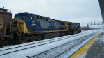CSX Manifest in Depew without a Crew