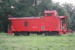 FWCRR 100 CABOOSE