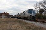 Amtrak 187/137