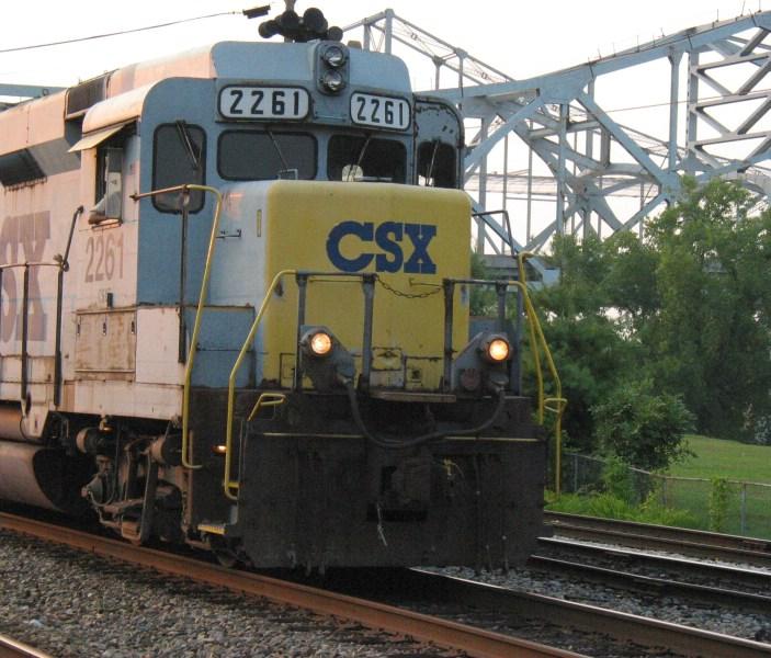 CSX 2261