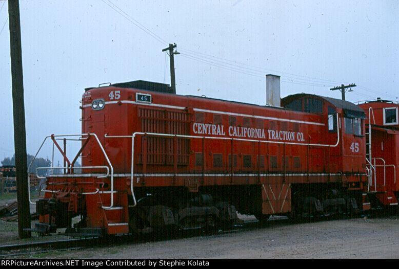 CCT 45