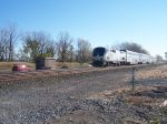 Amtrak Michigan Service heads west to its final destination...CUS