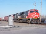 CN and NS power