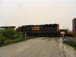 CSX 8703