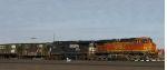 BNSF 4744 West