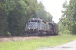 GCFX 3094 heading north