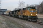 NS 212 W/UP SD70ACe #8469 @ 0812 hrs
