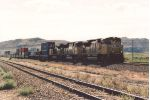 Intermodal screams westbound