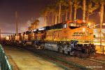 BNSF 7757 is part of a steady parade of ES44DC's power that frequent San Diego