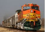 BNSF Holiday Special