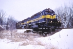 IC&E 6408 MSPKC at LaCresent, MN
