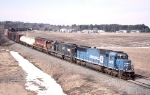CN T408 with NS 2577, IC 6002, DMIR 418