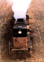 Wisconsin Western Railroad 763