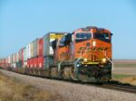 BNSF in North Texas