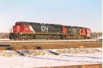 Transfer nears Northtown Yard