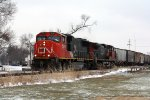 CN 5649, northbound CN A43171-18