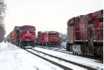Three-Way Meet in Humboldt Yard