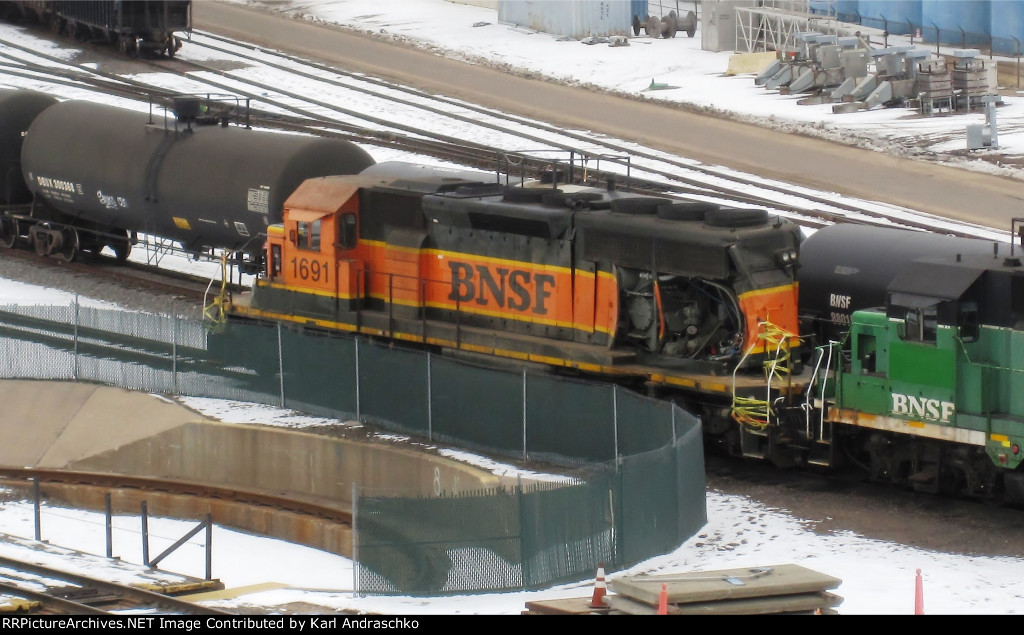 BNSF 1691