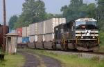 Norfolk Southern 20G @ 1040 hrs.