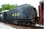 SOU 630 tender