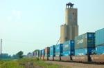 NorthBound Z Train