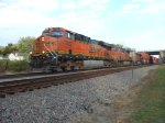 BNSF 7222 and 7269
