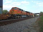 BNSF 5095 and 7509