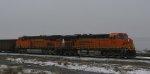 BNSF 6152 North