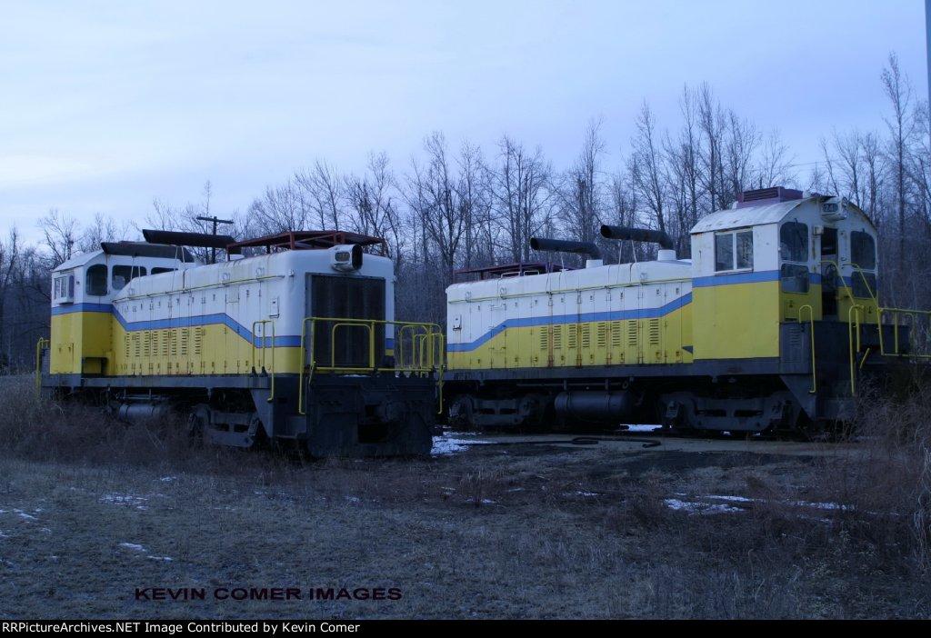 Abandoned ICG/Charloais Coal 1249 & 1250