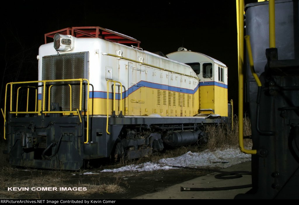 Abandoned ICG/Charloais Coal SW9 1250