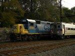 CSX C770-12 and SEPTA