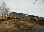 CSX 5249 Q190-23