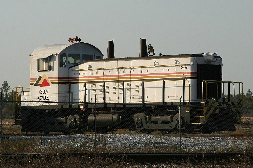 CYDZ 307