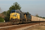 CSX 282 & 915 lead train N193 southbound