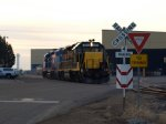 Yield to trains