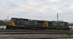 CSX 7356 & 370 await their next assignment