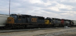 CSX 8732 leads an all EMD lashup