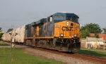 CSX 5370 leads the northbound juice train