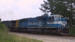 CSX 779 leads a southbound train