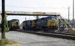 CSX 9006 is power from train F728