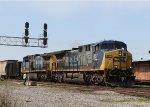 CSX 487 & 485 power train Y122