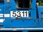 NS 5311 in blue