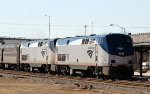 AMTK 18 & 835 lead train P092 northbound