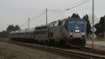 AMTK 181 leads train 50, the Cardinal