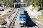 AMTK 56 leads train P080