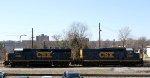CSX 6931 & 2255