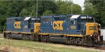 CSX 6059 & 6098 get ready to head out